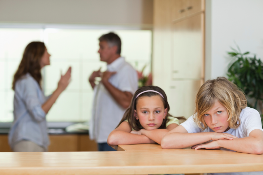 We can help with family law problems
