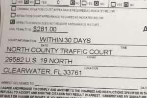 Traffic Ticket? Give Attorney John McGuire a Call